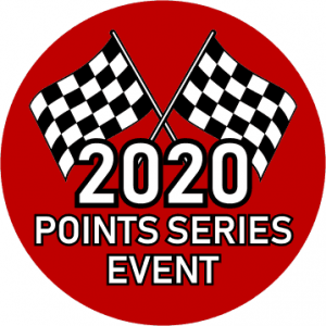 2020 Points Series Event Badge