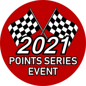 2021 Points Series Badge Graphic